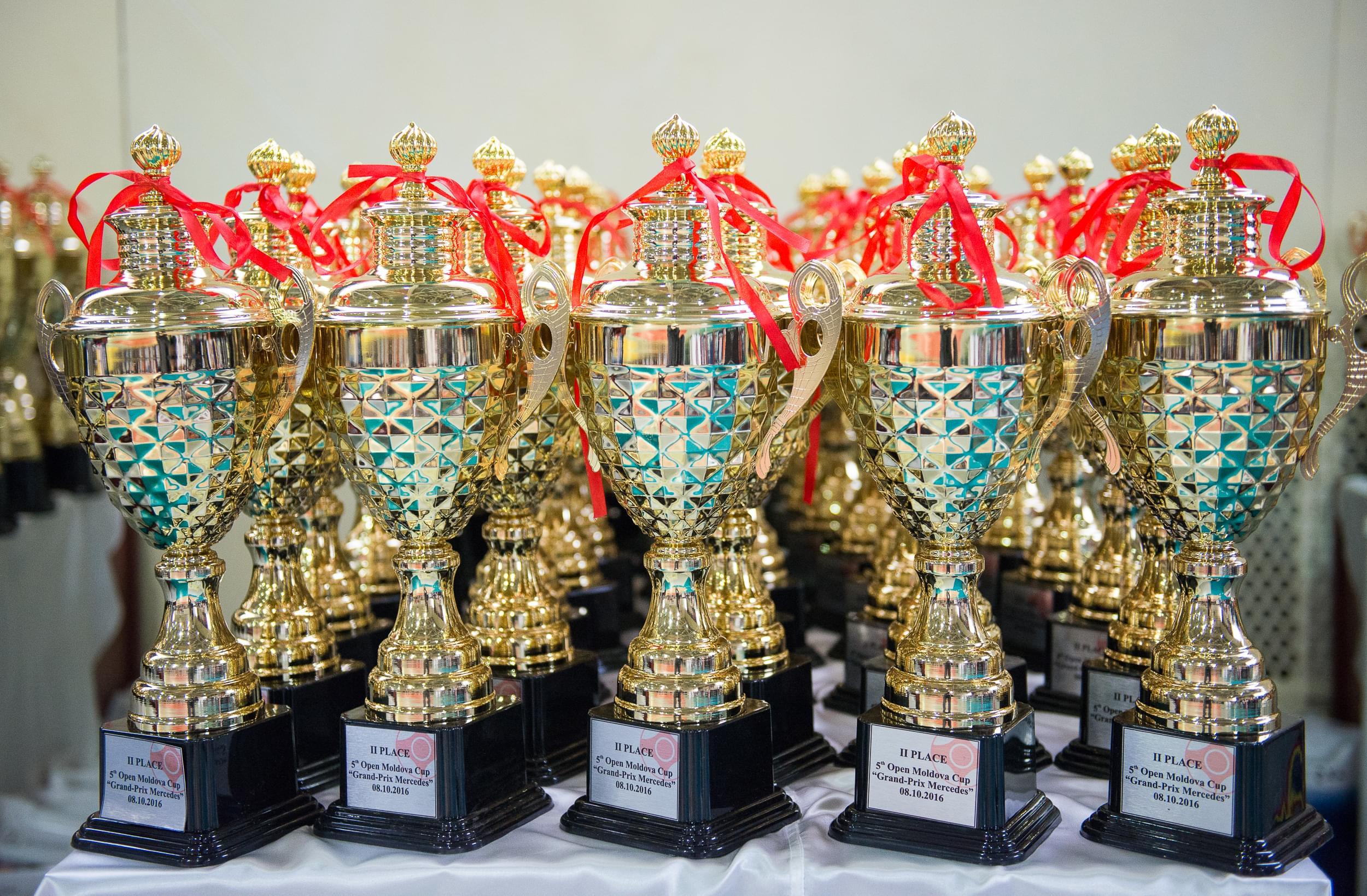 Результаты 5-го Открытого Кубка Молдовы по Карате Киокушинкай