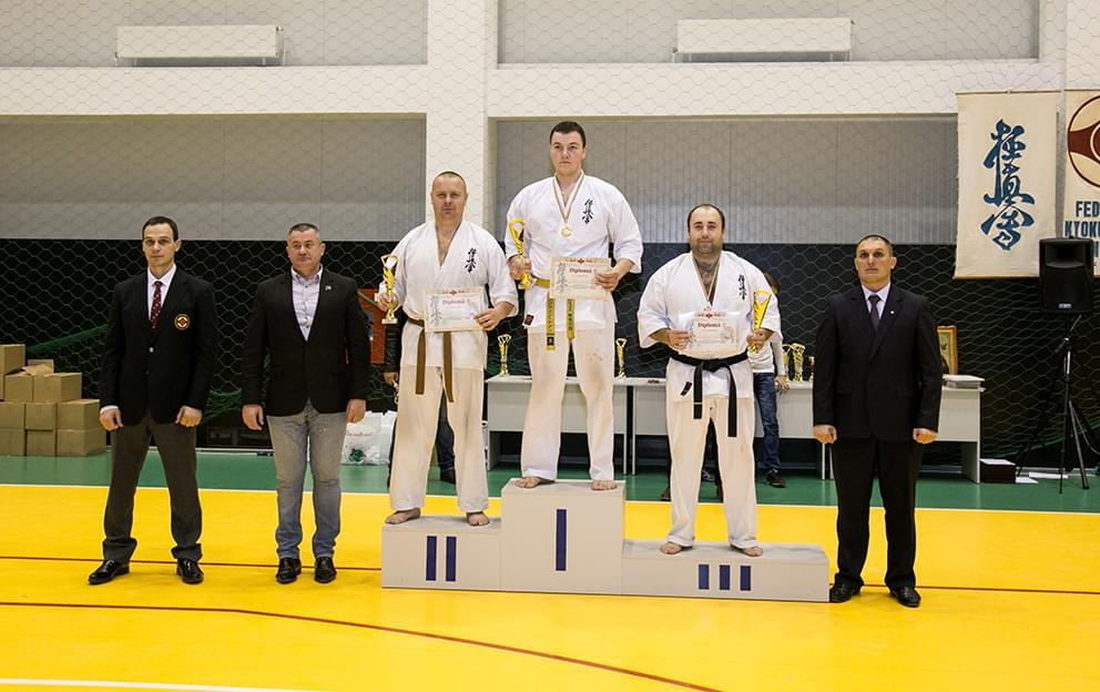 Национальный Чемпионат Молдовы по Карате Киокушинкай