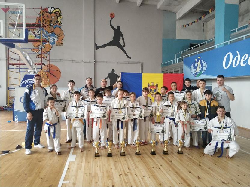 Открытый Чемпионат Одесской области