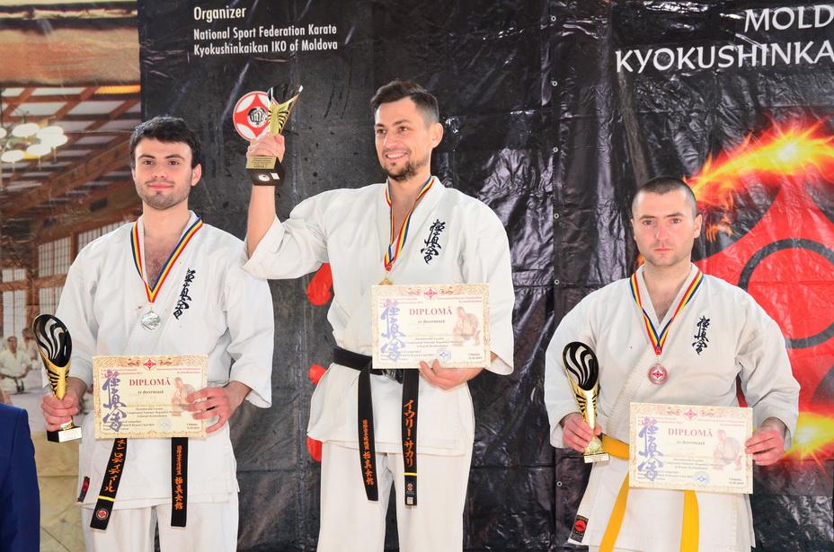 Национальный Чемпионат Молдовы по Карте Киокушинкай