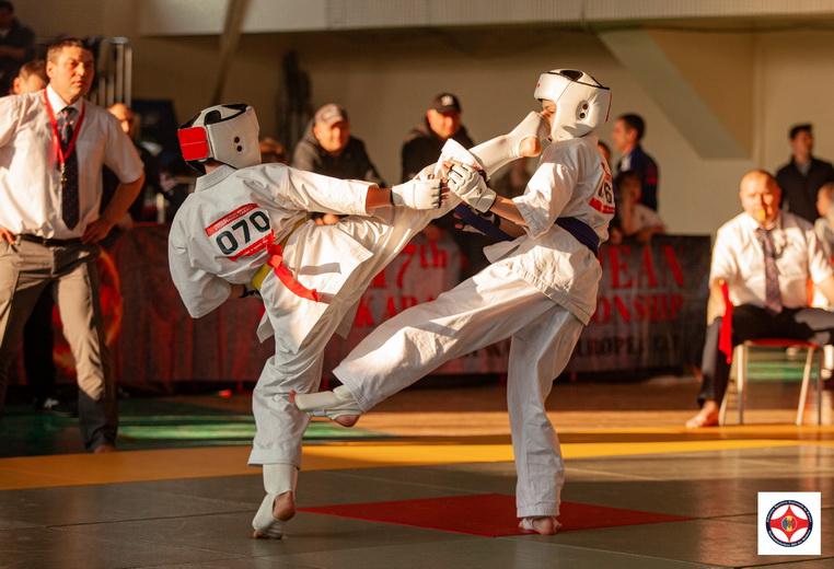 Национальной Чемпионат Молдовы по Карате Киокушинкай.