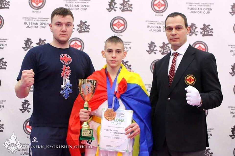 Russian Open Junior Cup 2021