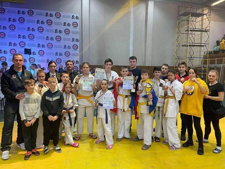 Открытый Чемпионат Украины